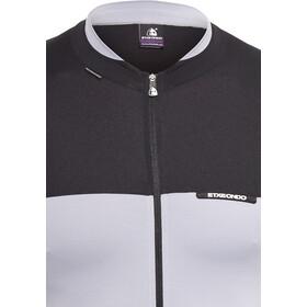 Etxeondo Rali Koszulka z krótkim rękawem Mężczyźni, grey-black
